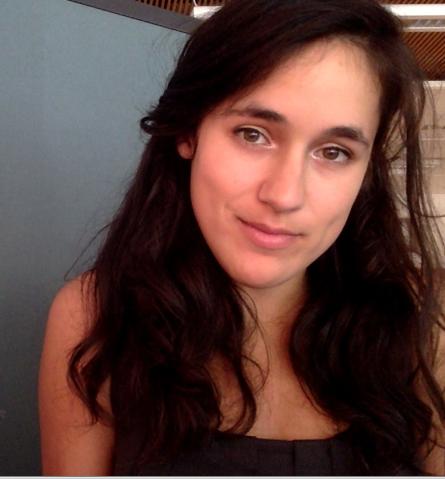 Alexa Alberts, 2016 EMF workhorse scholar.